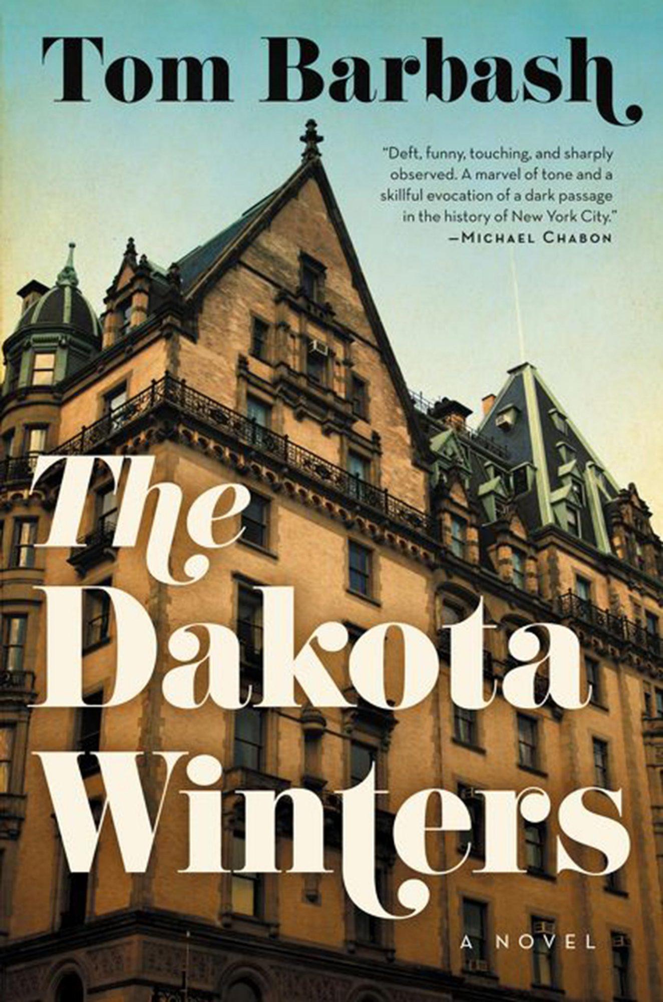 The Dakota Winters by Tom BarbashCredit: Ecco