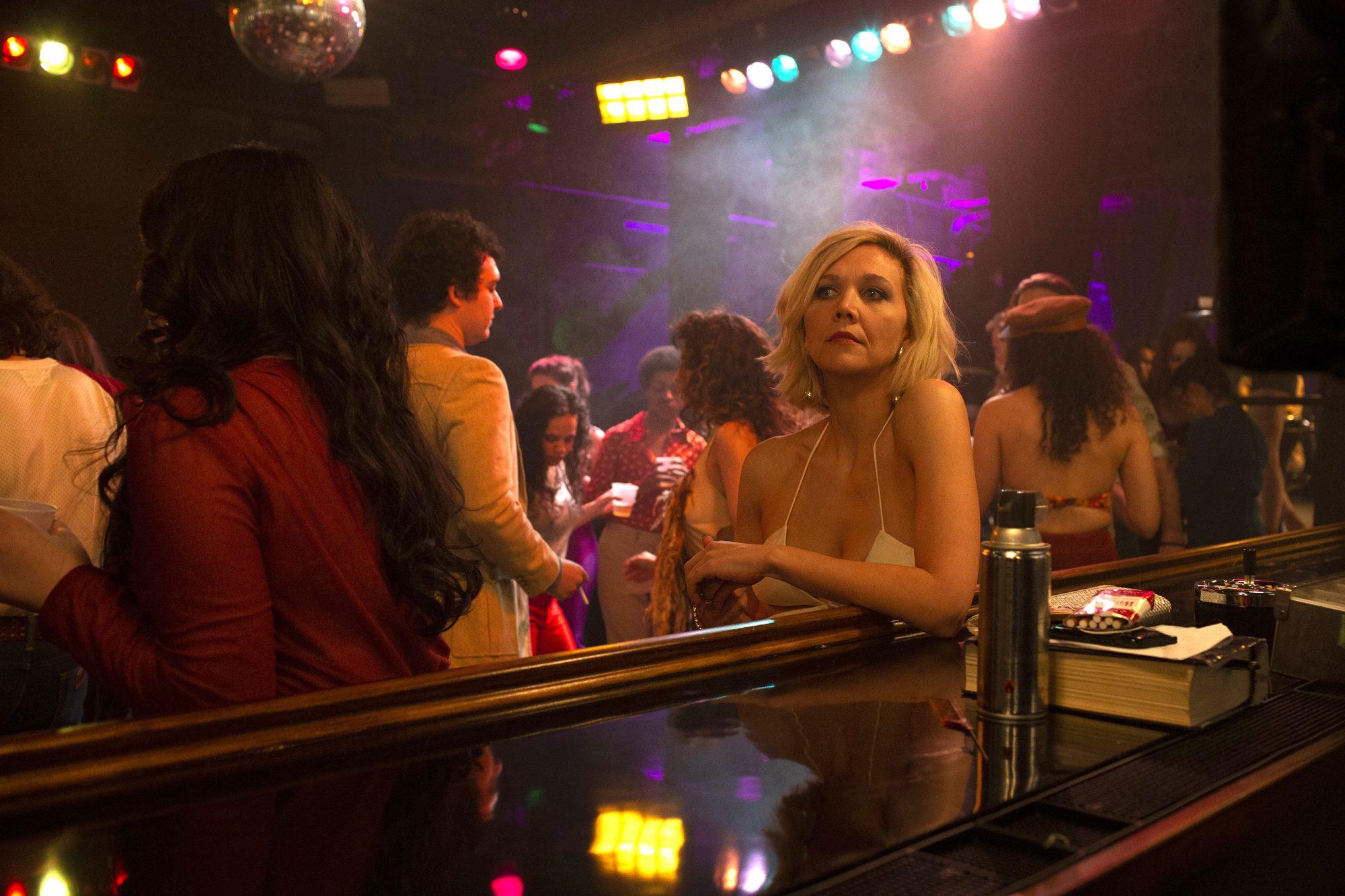 The DeuceSeason 2: Maggie Gyllenhaal.photo: Paul Schiraldi/HBO