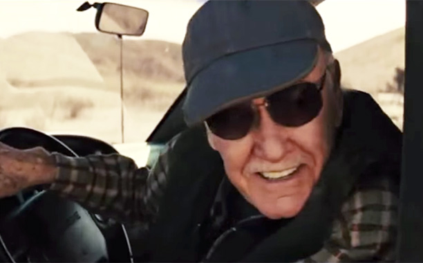 Pickup Truck Driver in Thor (2011)