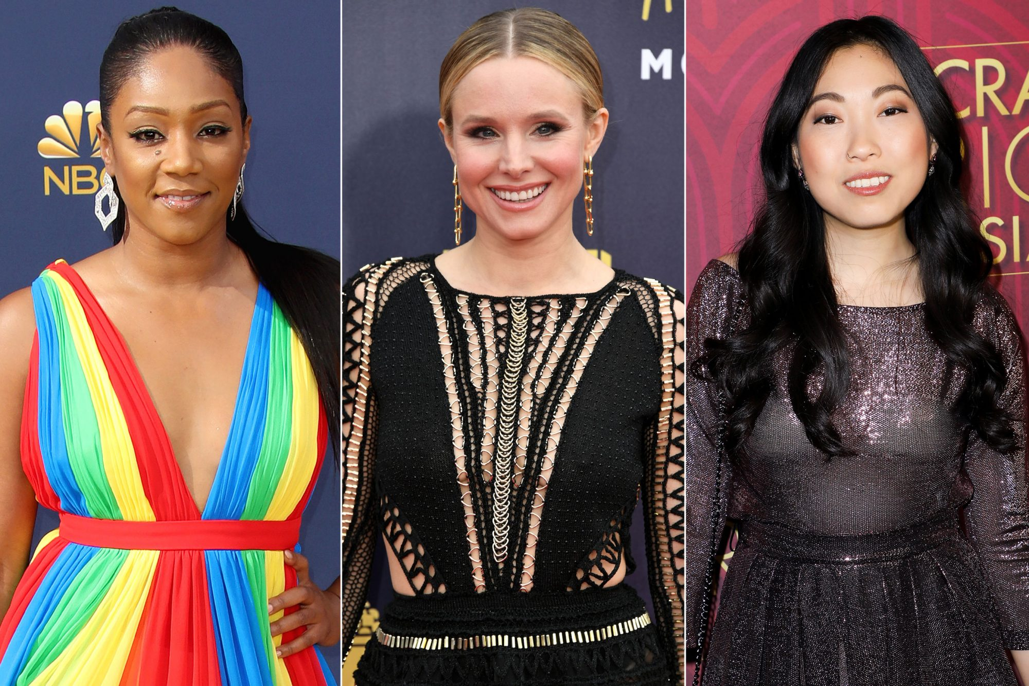 Tiffany-Haddish,-Kristen-Bell,-and-Awkwafina