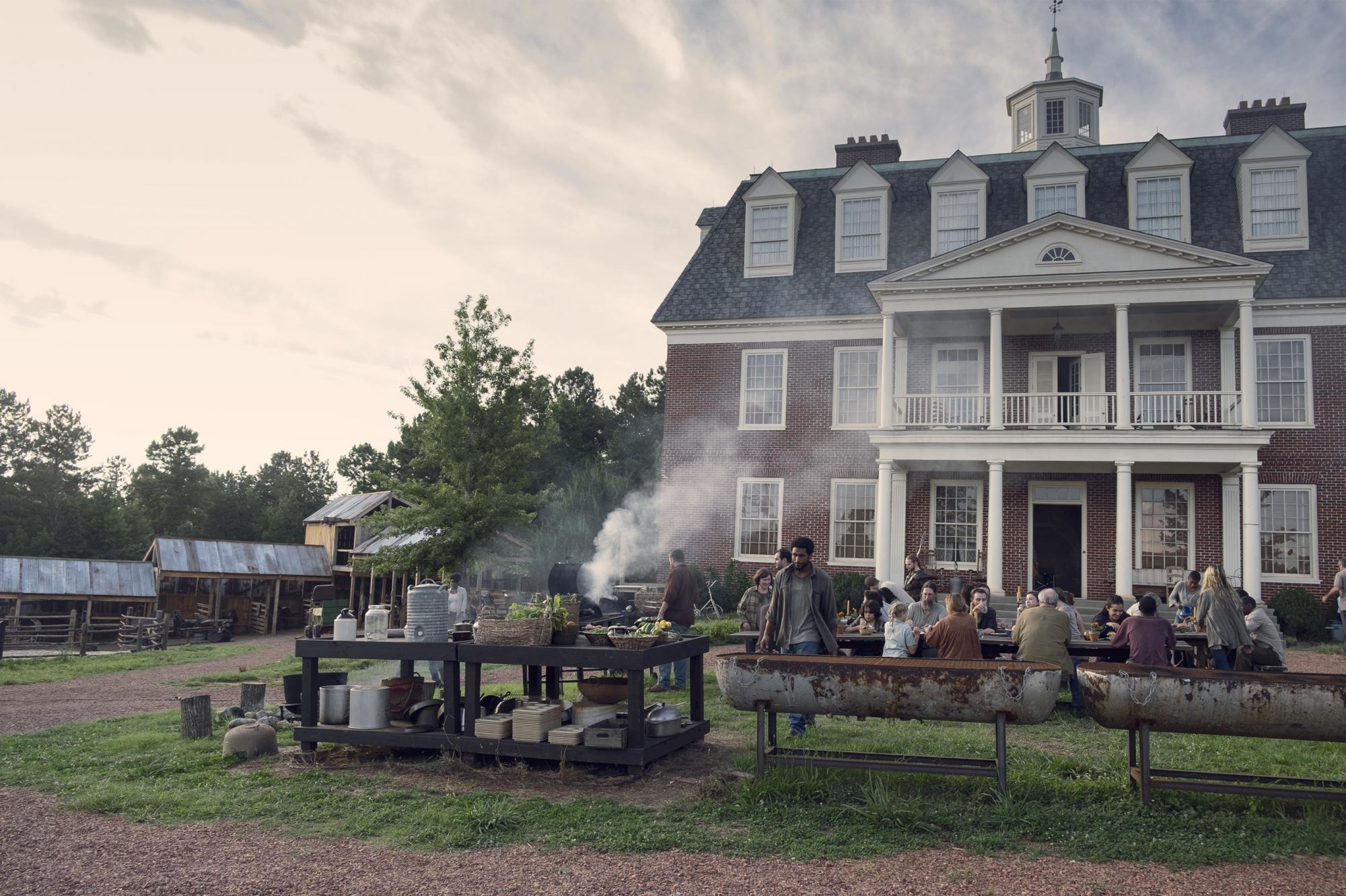 - The Walking Dead _ Season 9, Episode 8 - Photo Credit: Gene Page/AMC