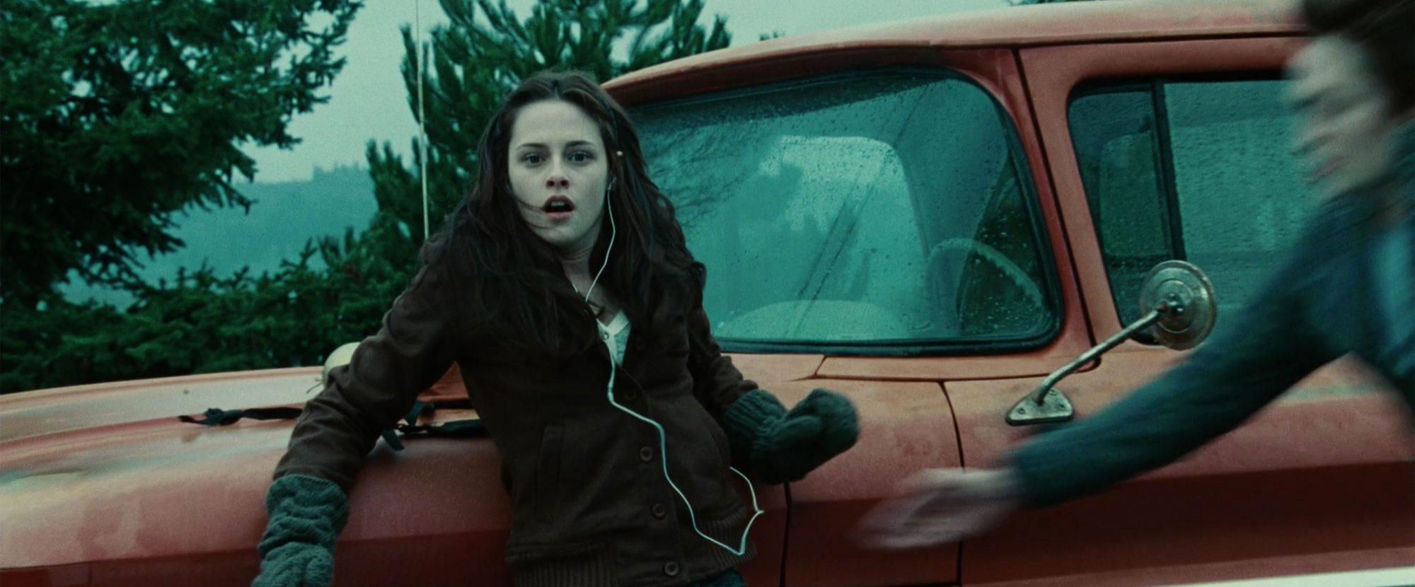 Twilight (2008) (screen grab)Kristen Stewart CR: Summit
