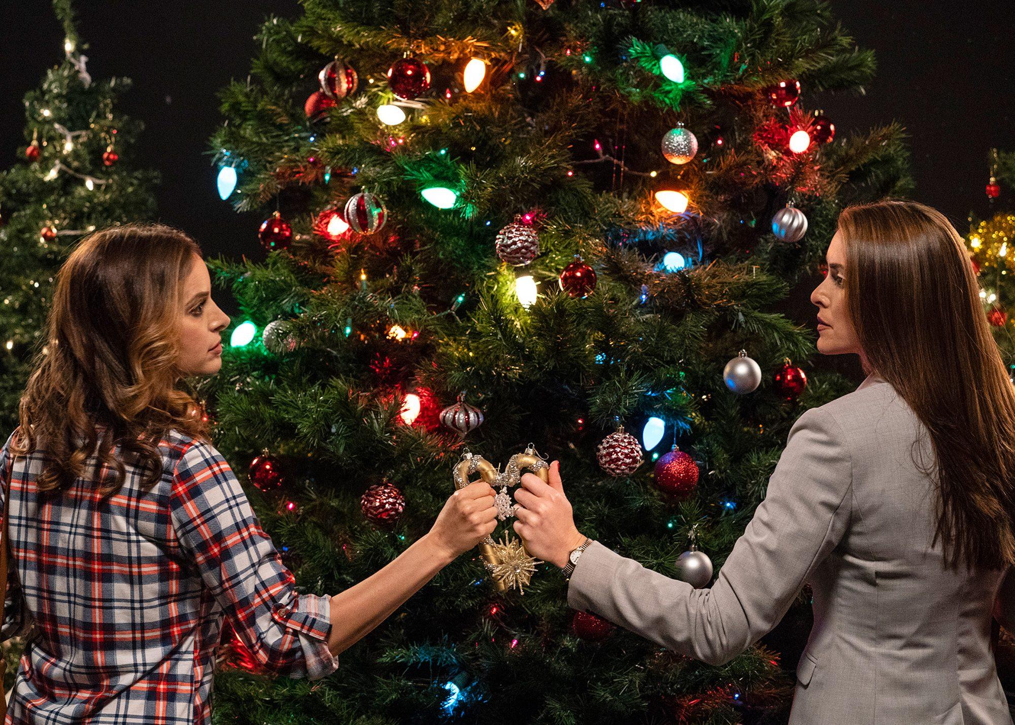 A Christmas Switch UPTV Christmas moviesCredit: UPTV