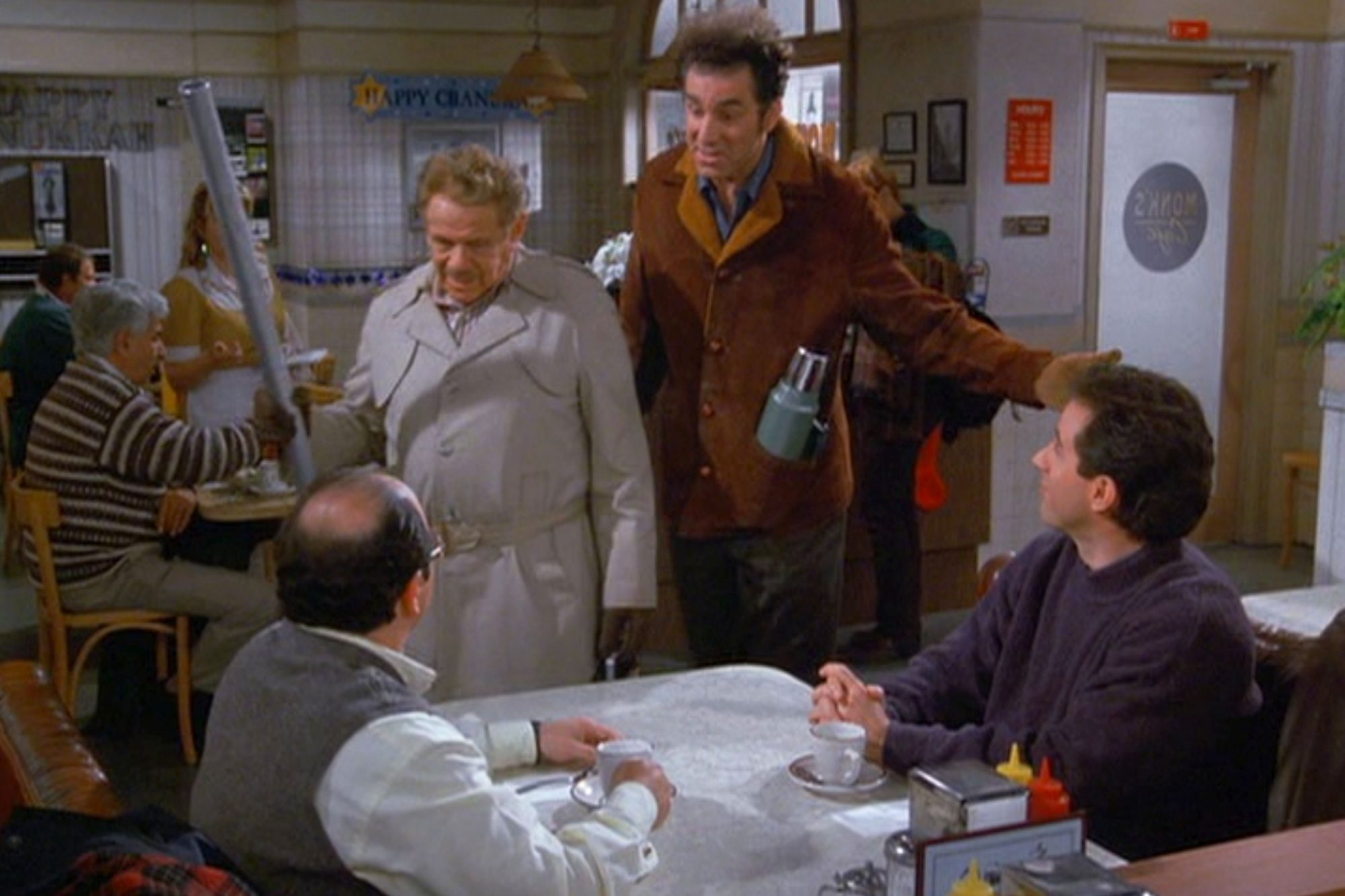 Seinfeld: u0022The Strikeu0022(Season 9, Episode 10