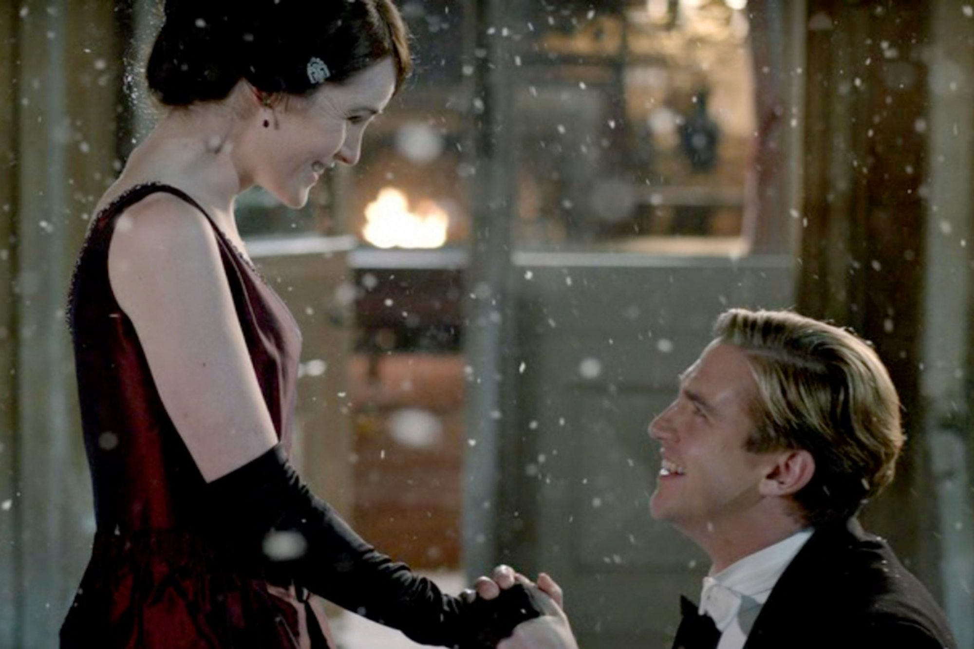 Downton Abbey,  Christmas at Downton Abbey  (2011)