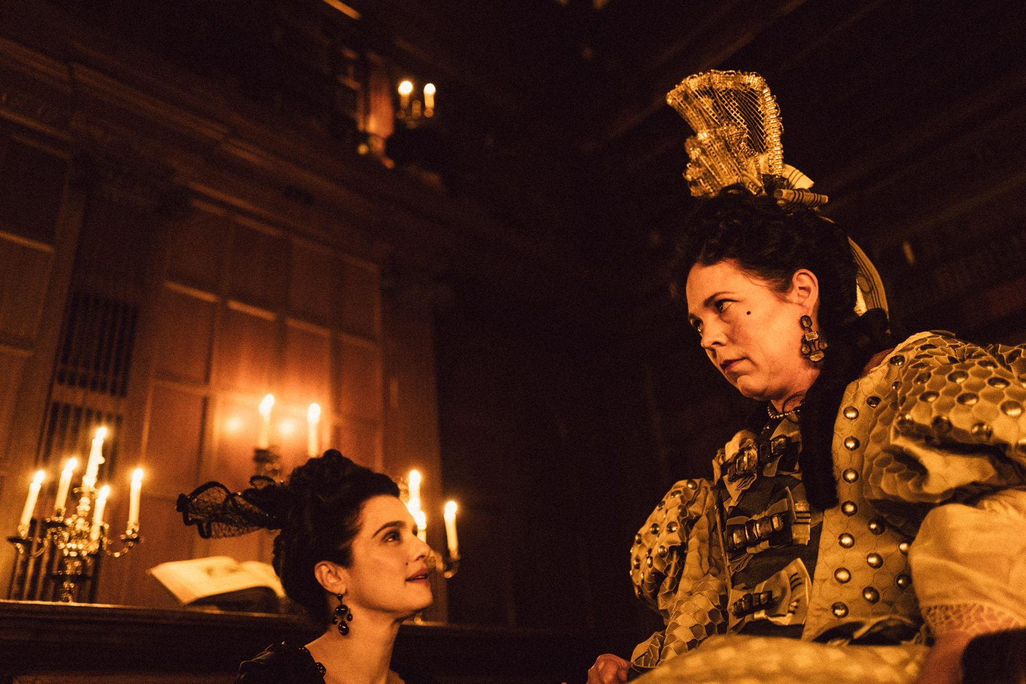 1. The Favourite