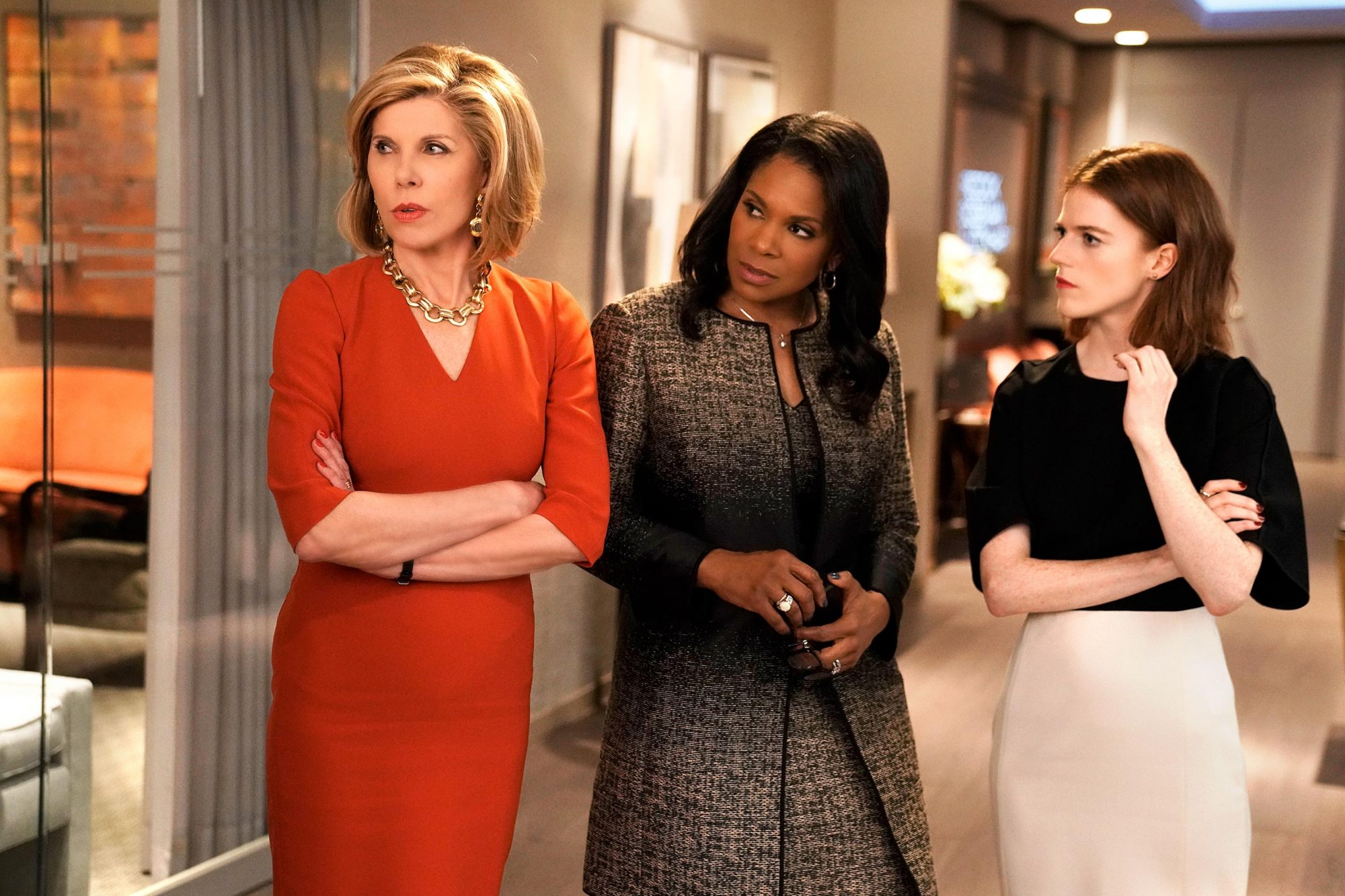 2. The Good Fight (CBS All Access)