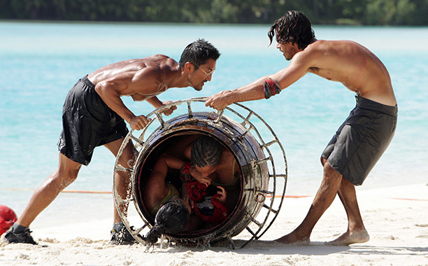 15. Survivor: Cook Islands (Winner: Yul Kwon)