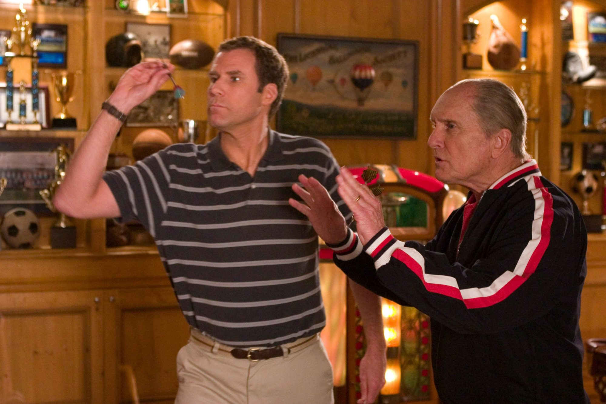 14. Will Ferrell and Robert Duvall in Kicking & Screaming (2005)