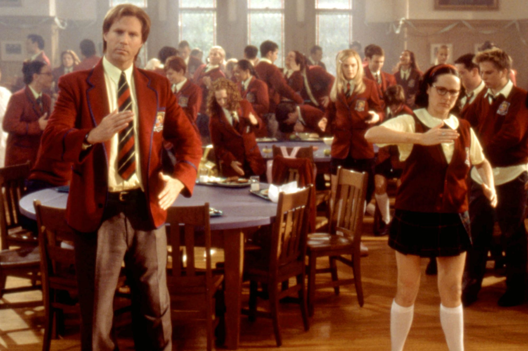 SUPERSTAR, Will Ferrell, Molly Shannon, 1999, (c)Paramount/courtesy Everett Collection