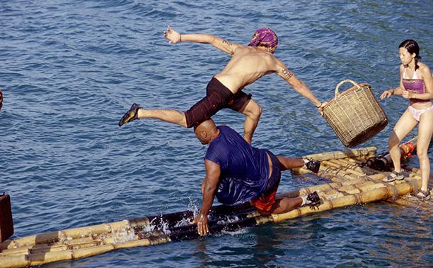 30. Survivor: Thailand (Winner: Brian Heidik)