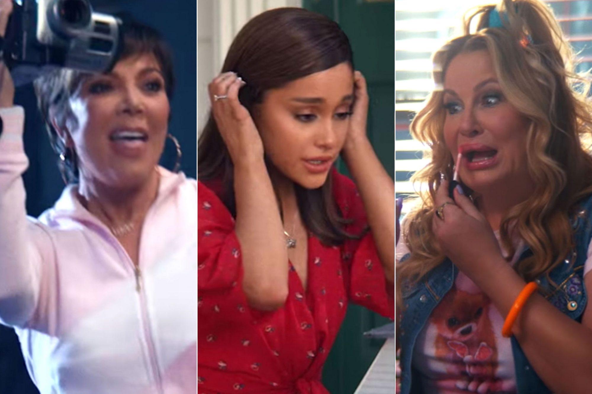 Ariana Grande's magnum Mean Girls opus