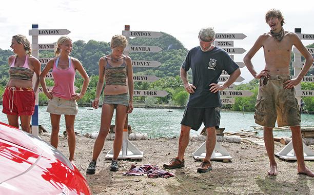8. Survivor: Palau (Winner: Tom Westman)