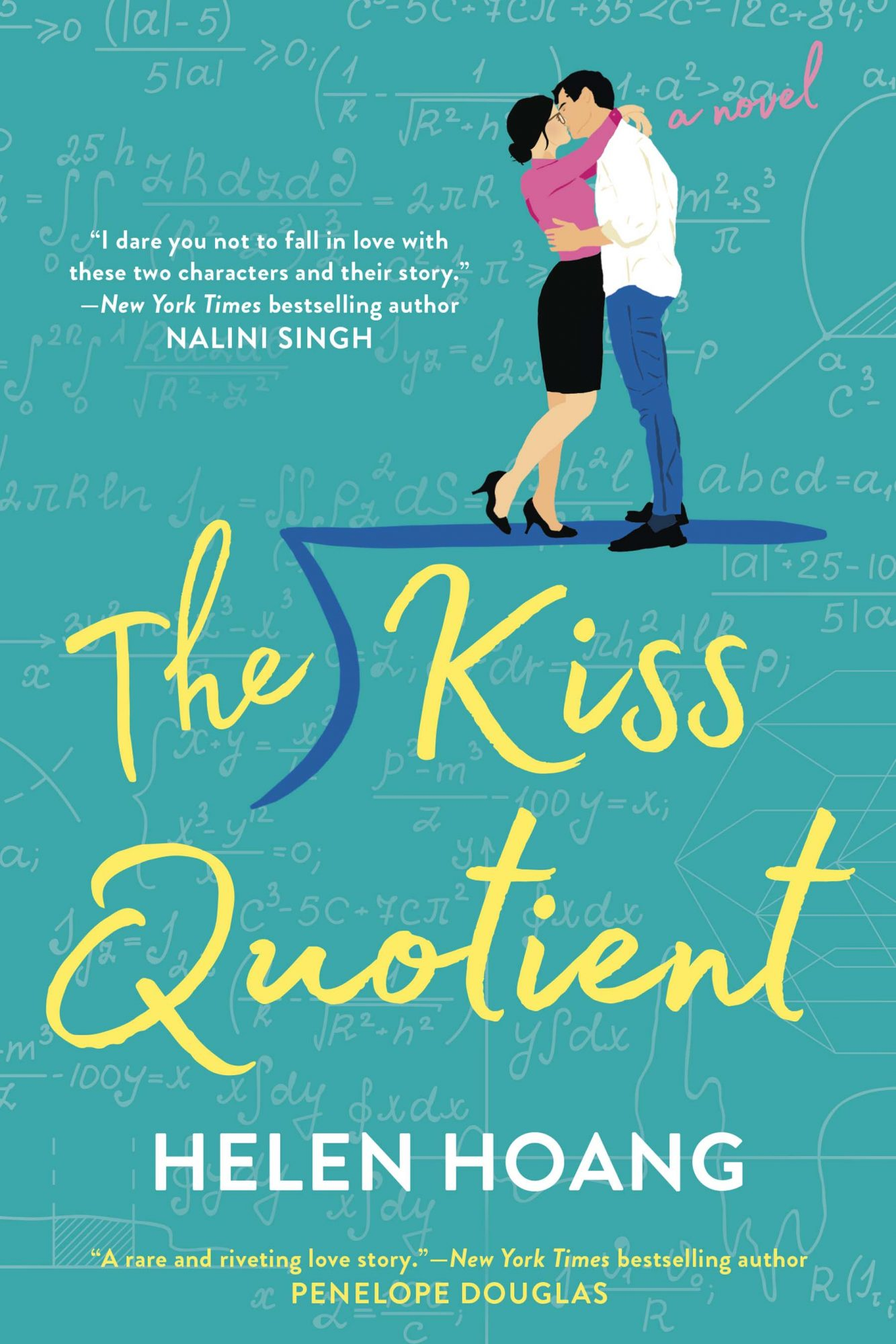 The Kiss QuotientBy HELEN HOANGcr: Berkley