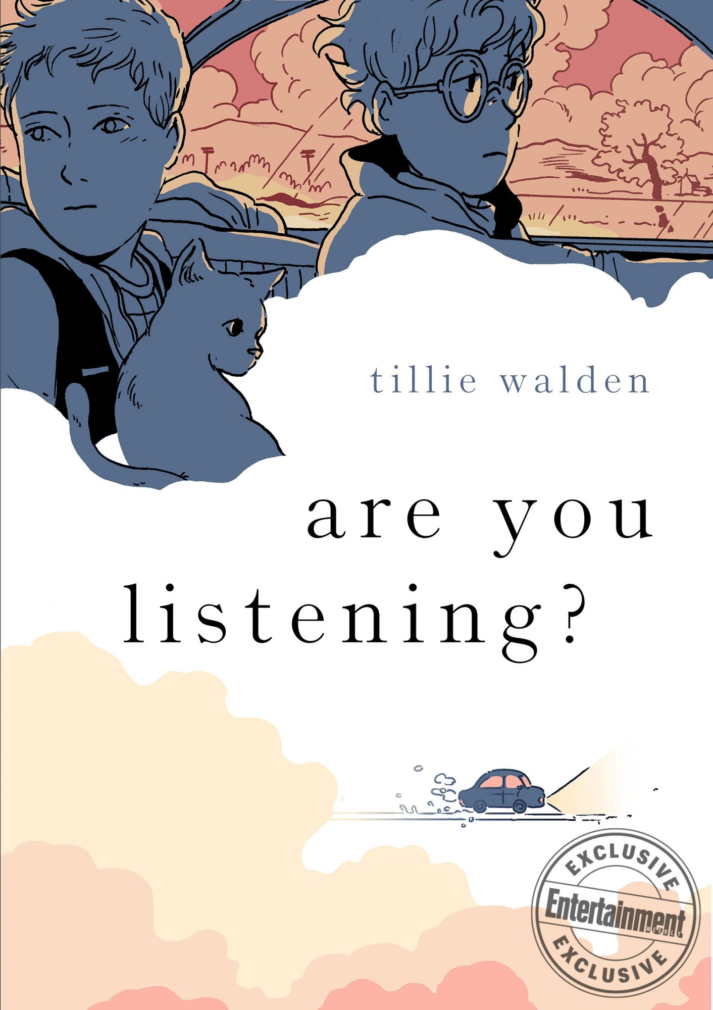 Are You Listening by Tillie WaldenCR: Macmillan Children's Publishing Group