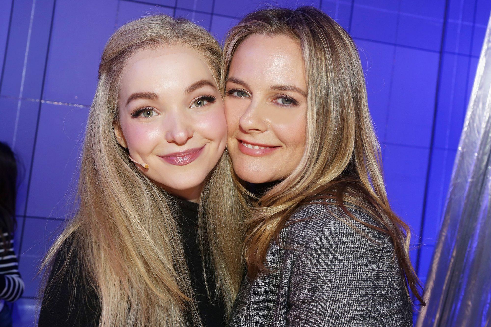 Celebrities Visit Broadway - December 18, 2018