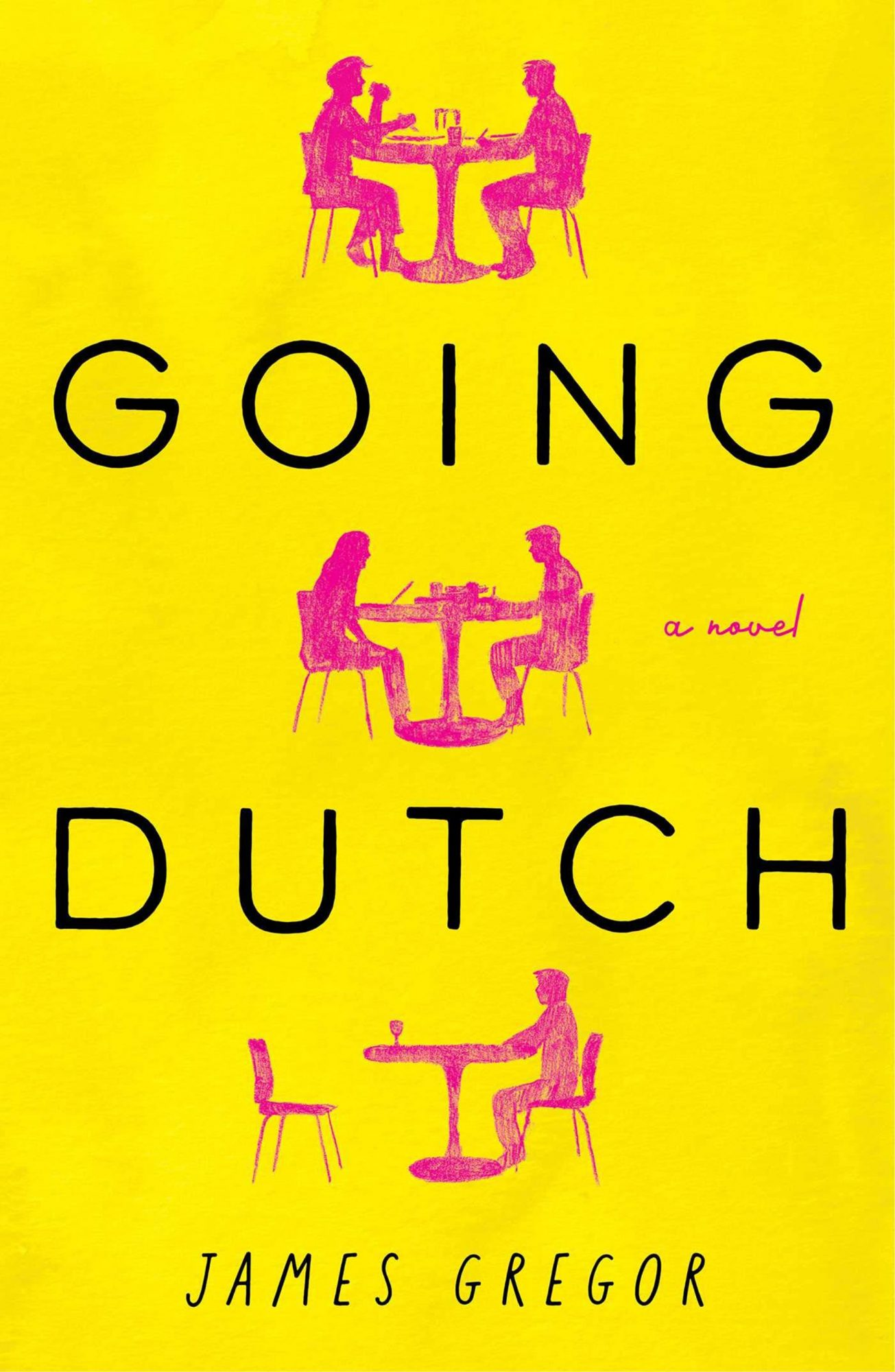 James Gregor, Going DutchCredit: Simon & Schuster