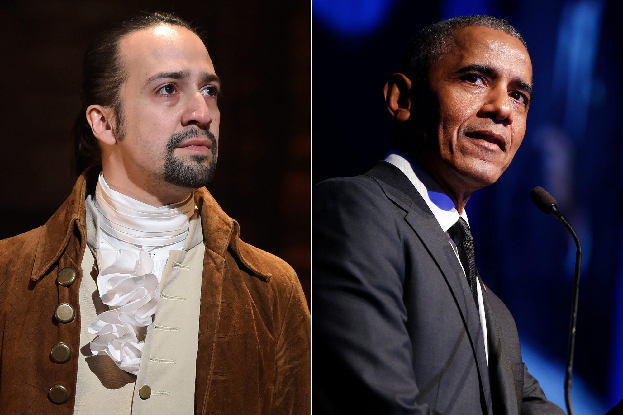 Hamilton-Obama
