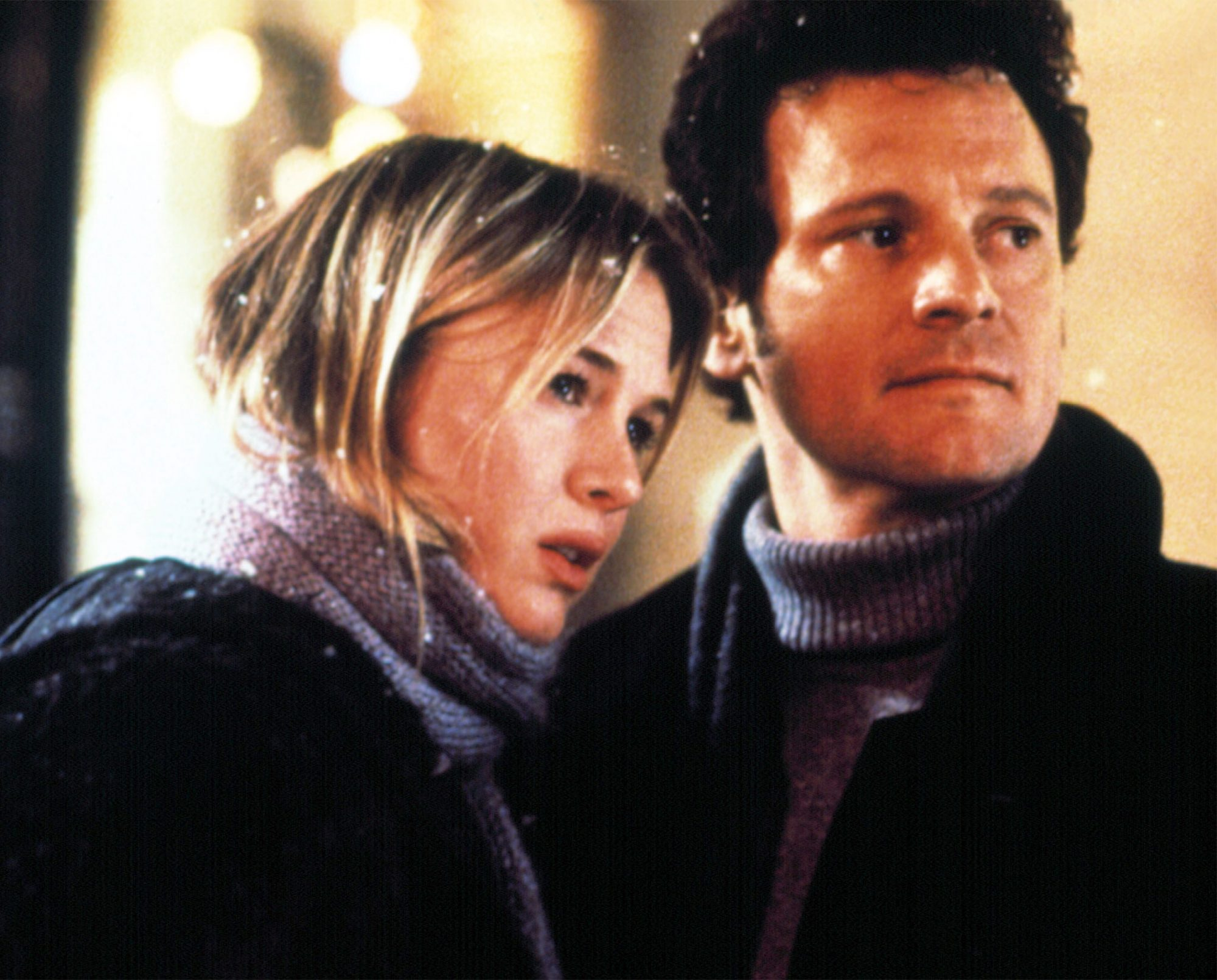BRIDGET JONES'S DIARY, Renee Zellweger, Colin Firth, 2001