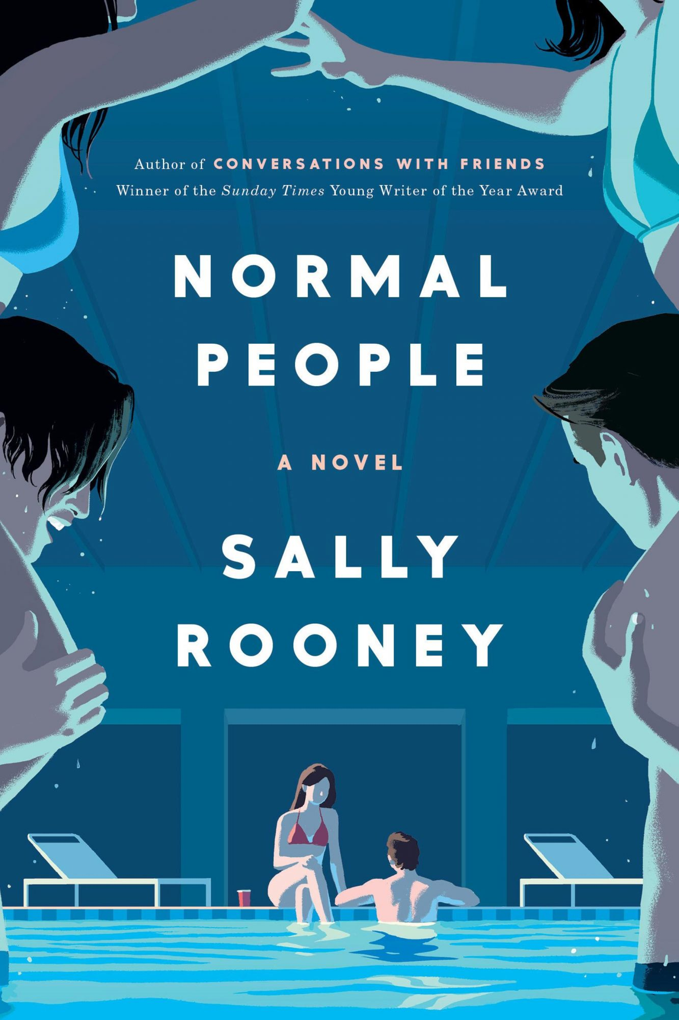 Sally Rooney, Normal People Credit: Hogarth
