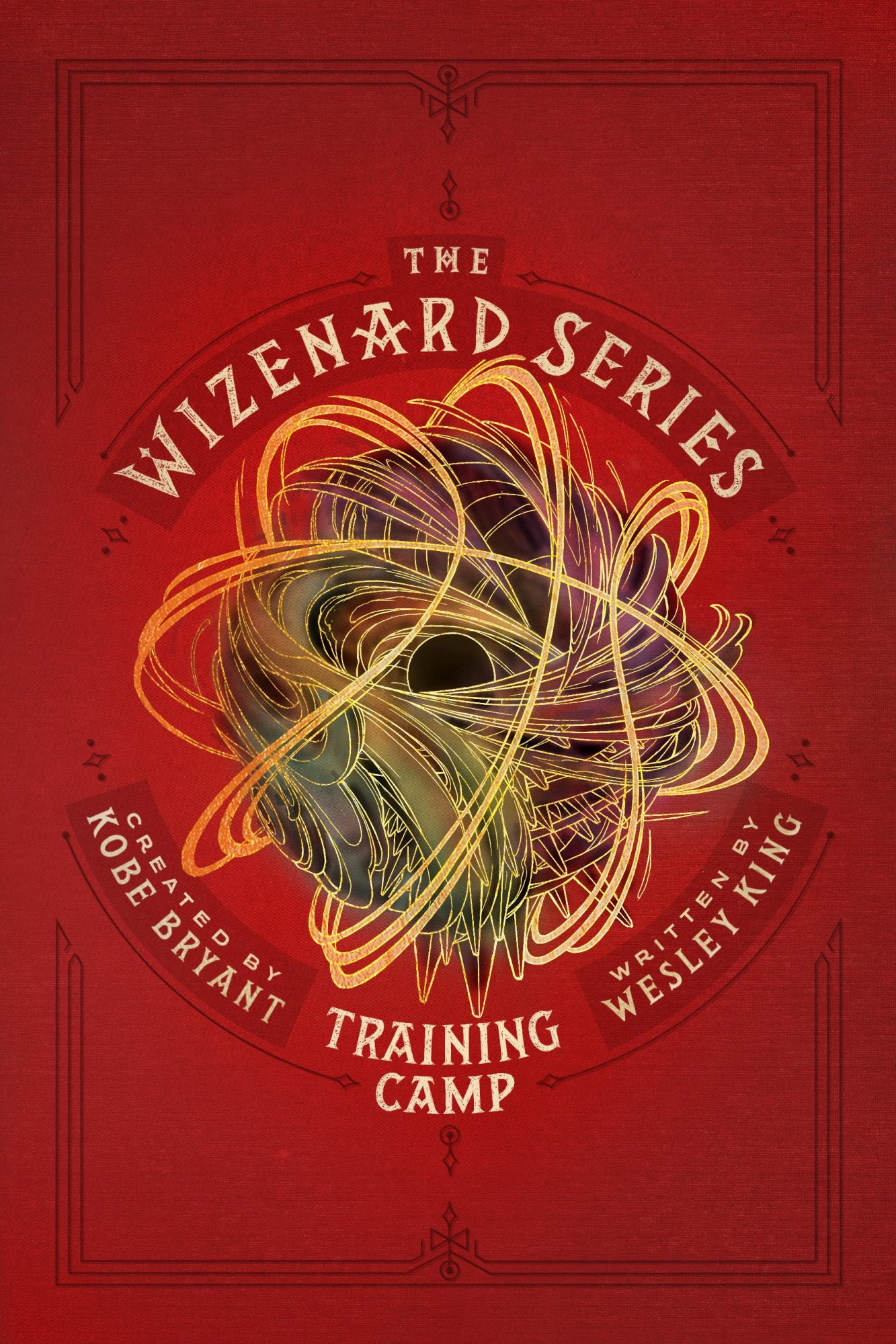 The Wizenard Series: Training Camp by Kobe Bryant and Wesley King