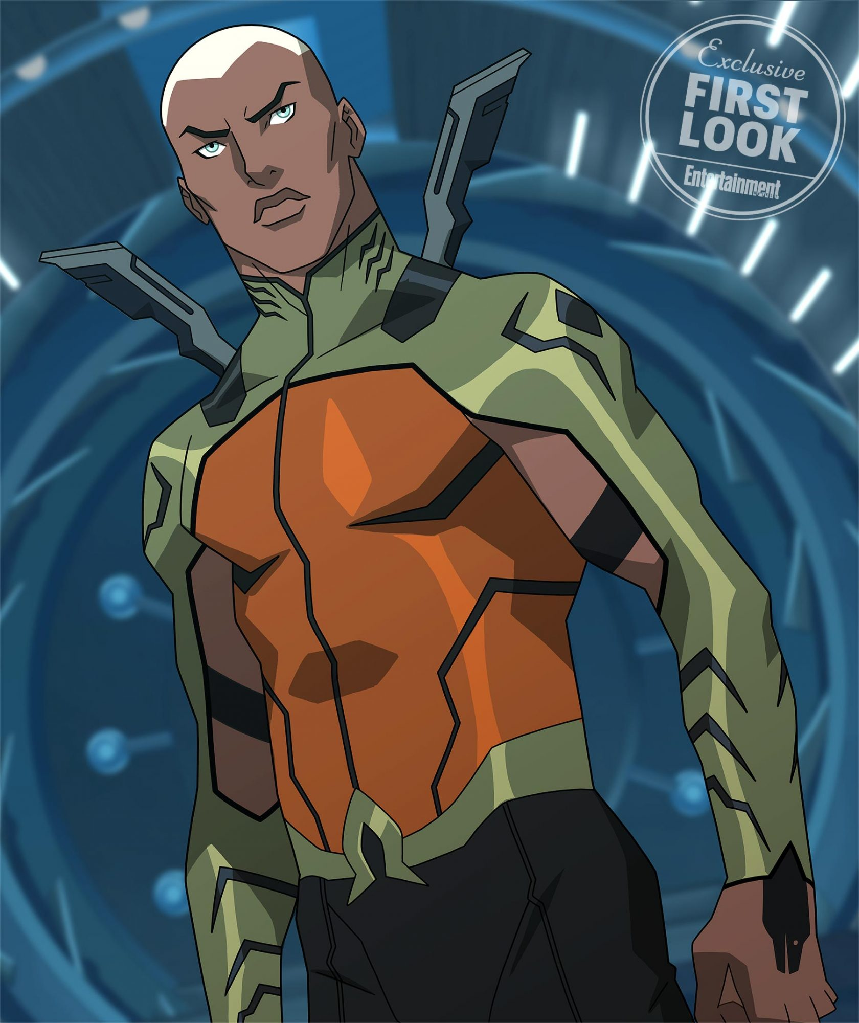 Young JusticePictured: TK