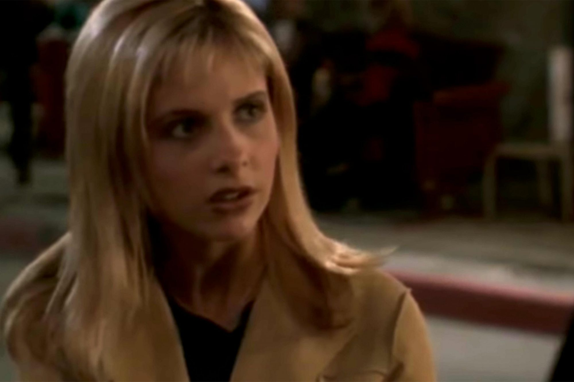 Buffy the Vampire Slayer,  Amends  (season 3, episode 10)