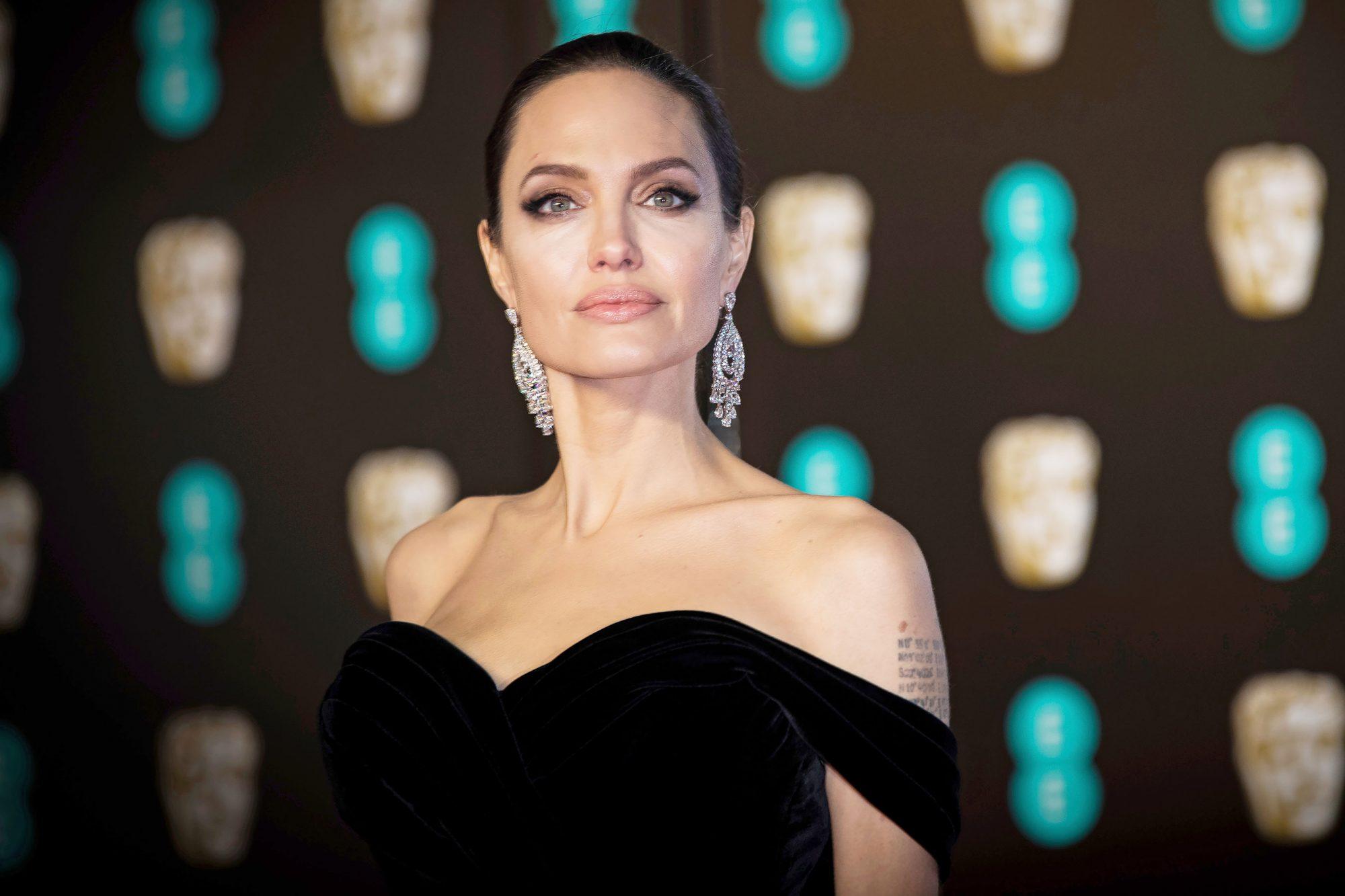 Britain BAFTA Awards 2018 Arrivals - 18 Feb 2018