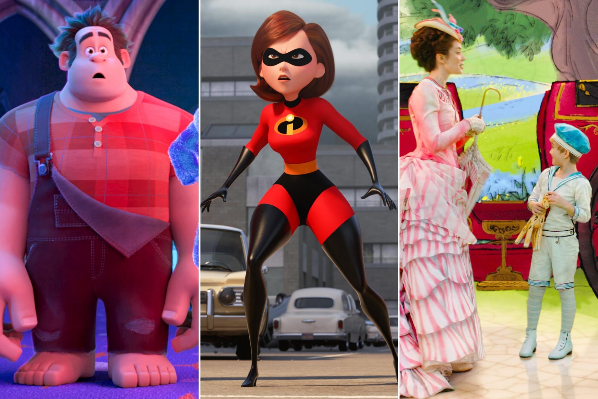 Ralph Breaks The Internet Incredibles 2 Lead Annie Awards Nominations Ew Com