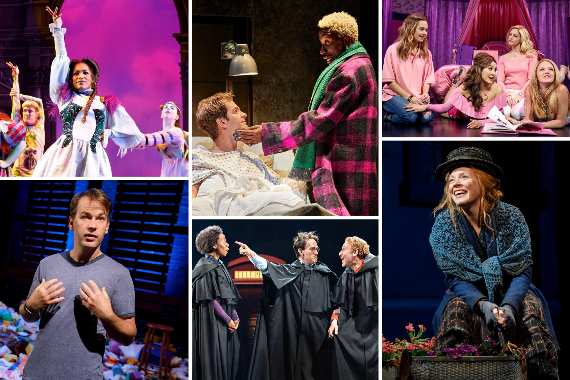 The best plays and musicals of 2018