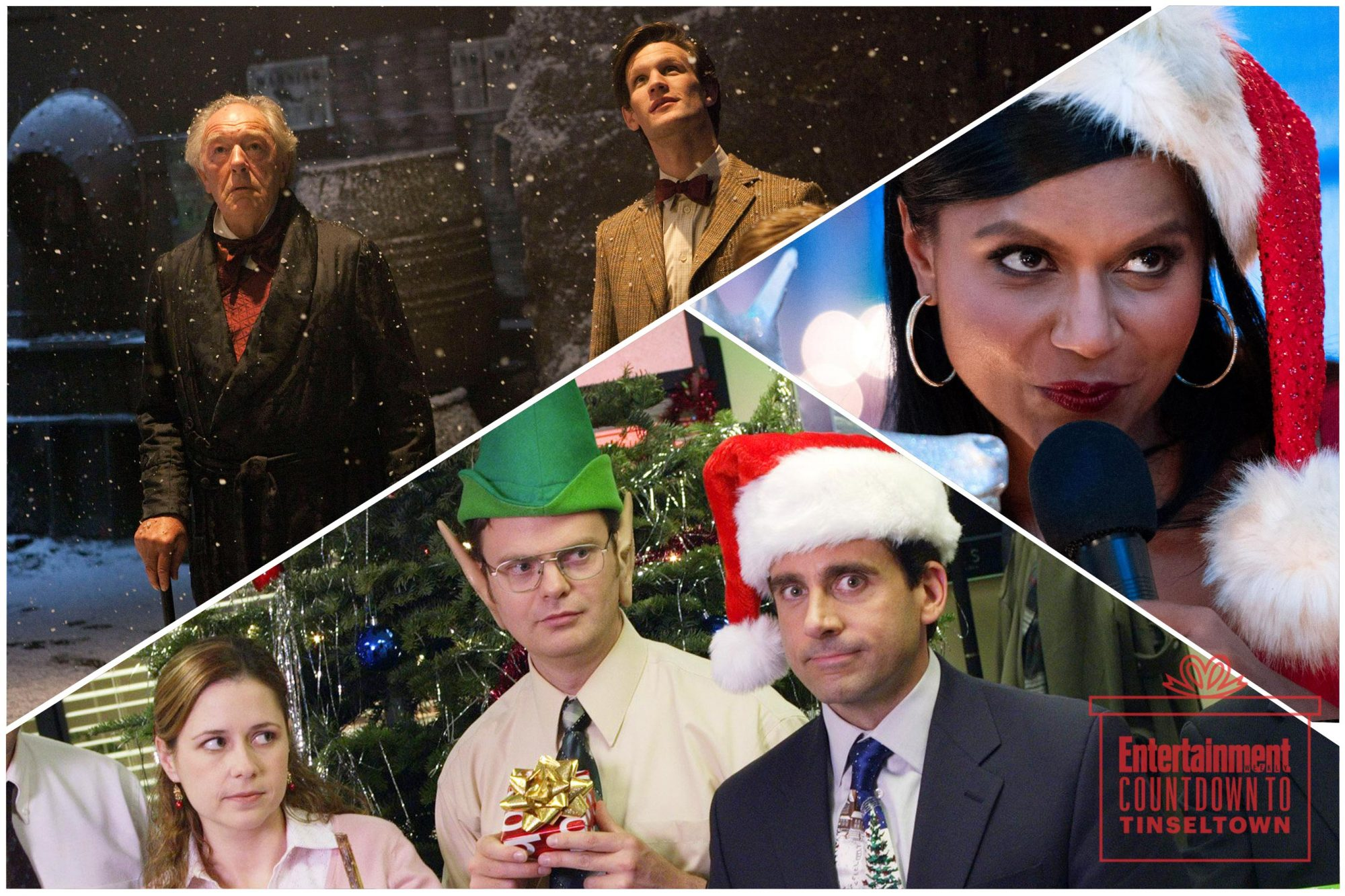 The merriest TV Christmases