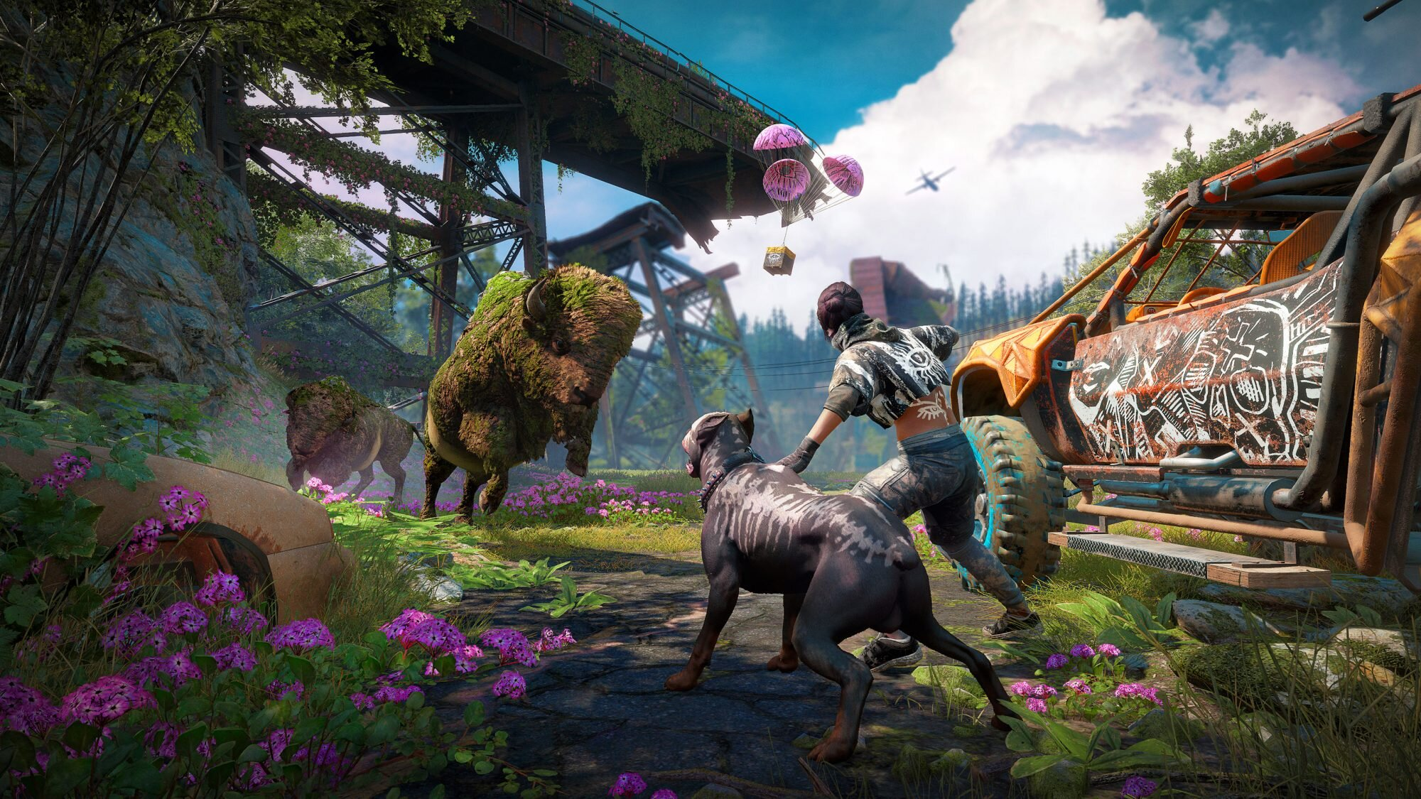 Far Cry New Dawn Sequel To Far Cry 6 Announced At Game Awards 2018 Ew Com
