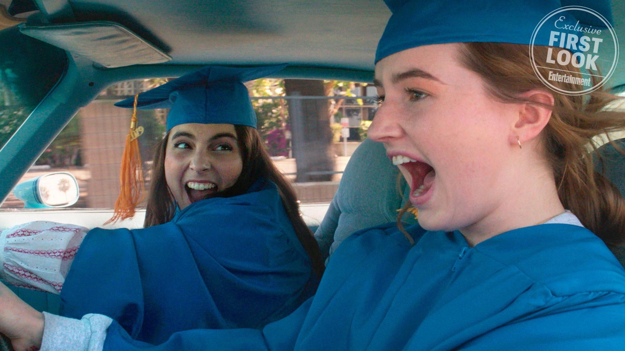 BOOKSMARTBeanie Feldstein stars as Molly and Kaitlyn Dever as Amy