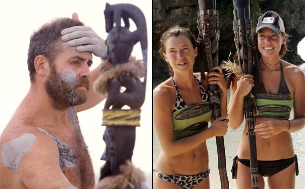 1. (Tie) Survivor: Borneo (Winner: Richard Hatch) and Survivor: Micronesia — Fans vs. Favorites (Winner: Parvati Shallow)