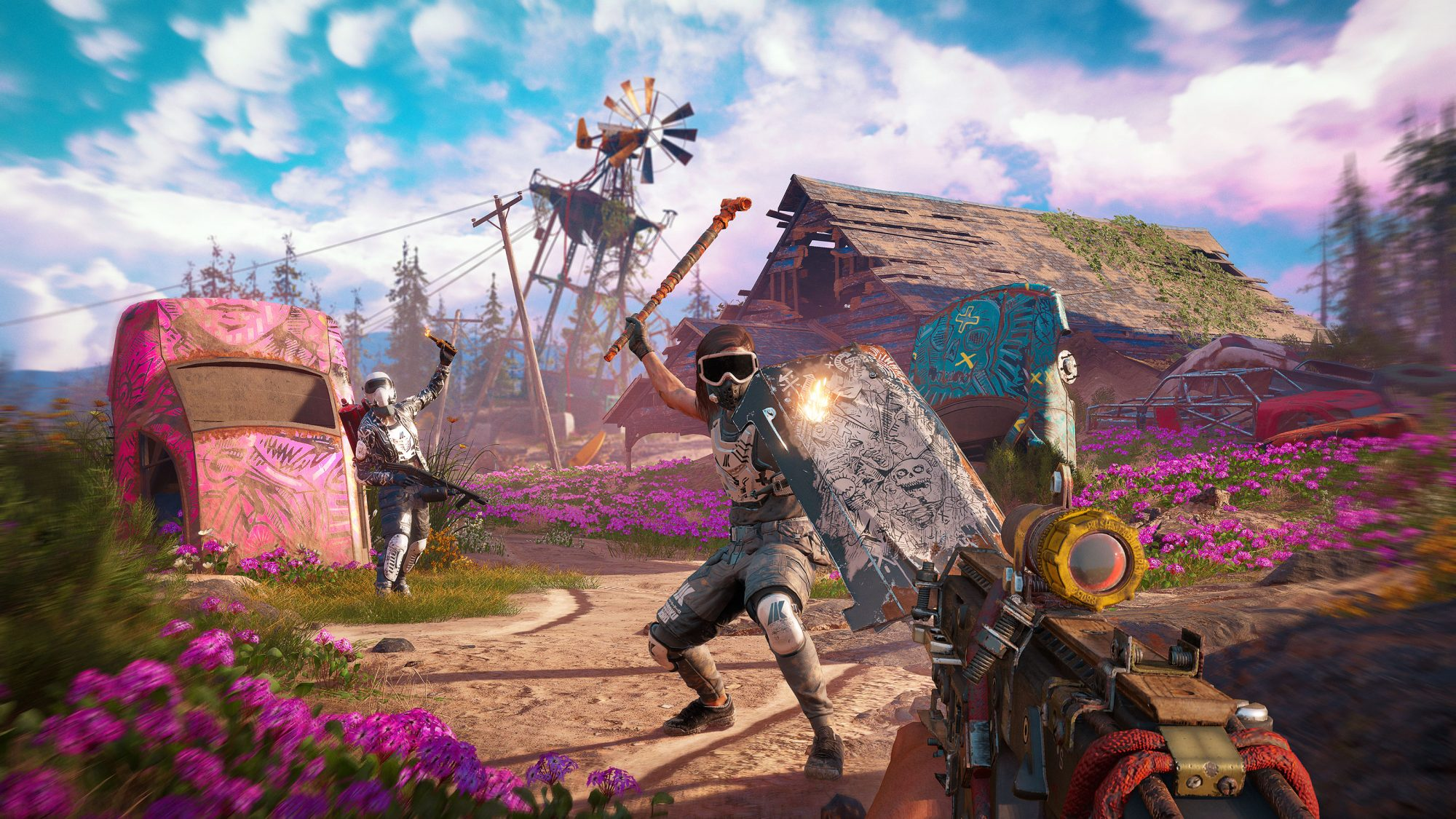 Far Cry: New DawnCR: Ubisoft