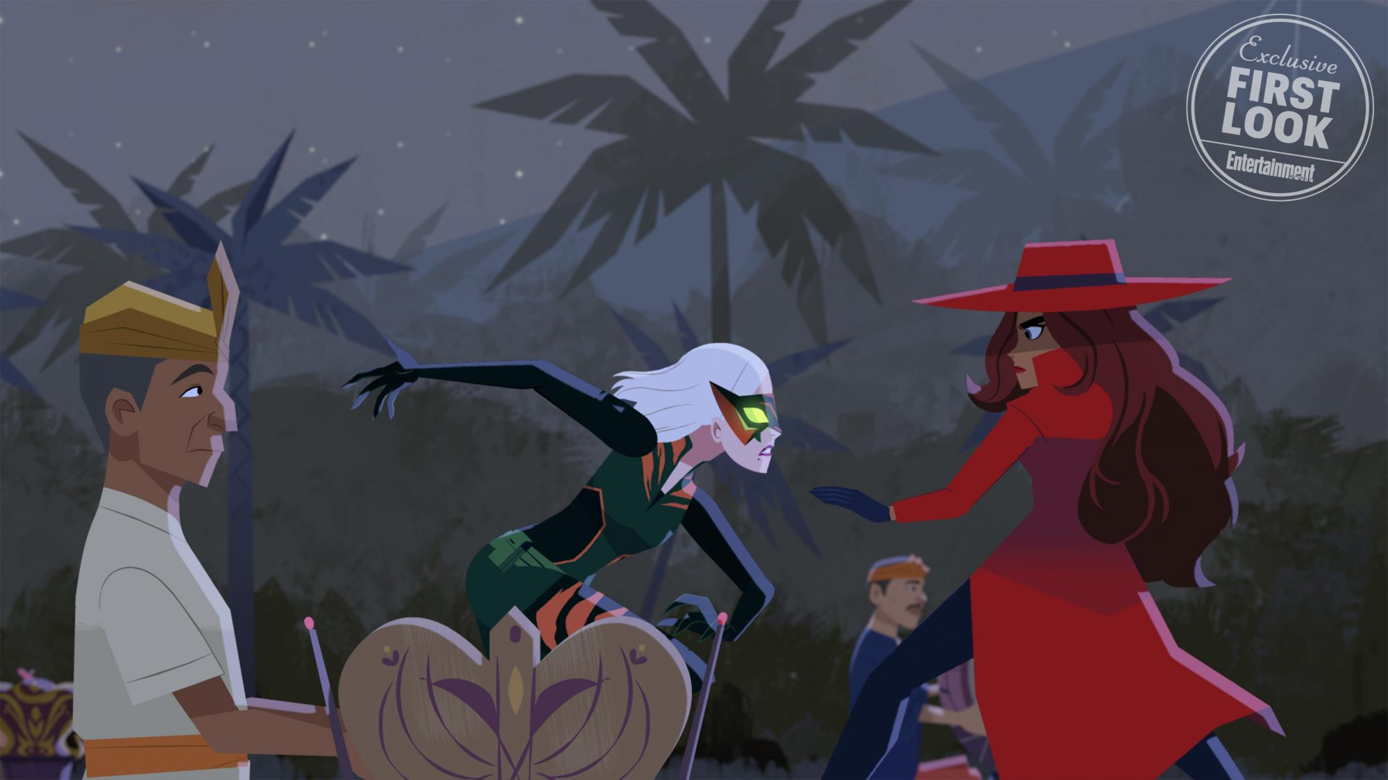 Carmen Sandiego first look