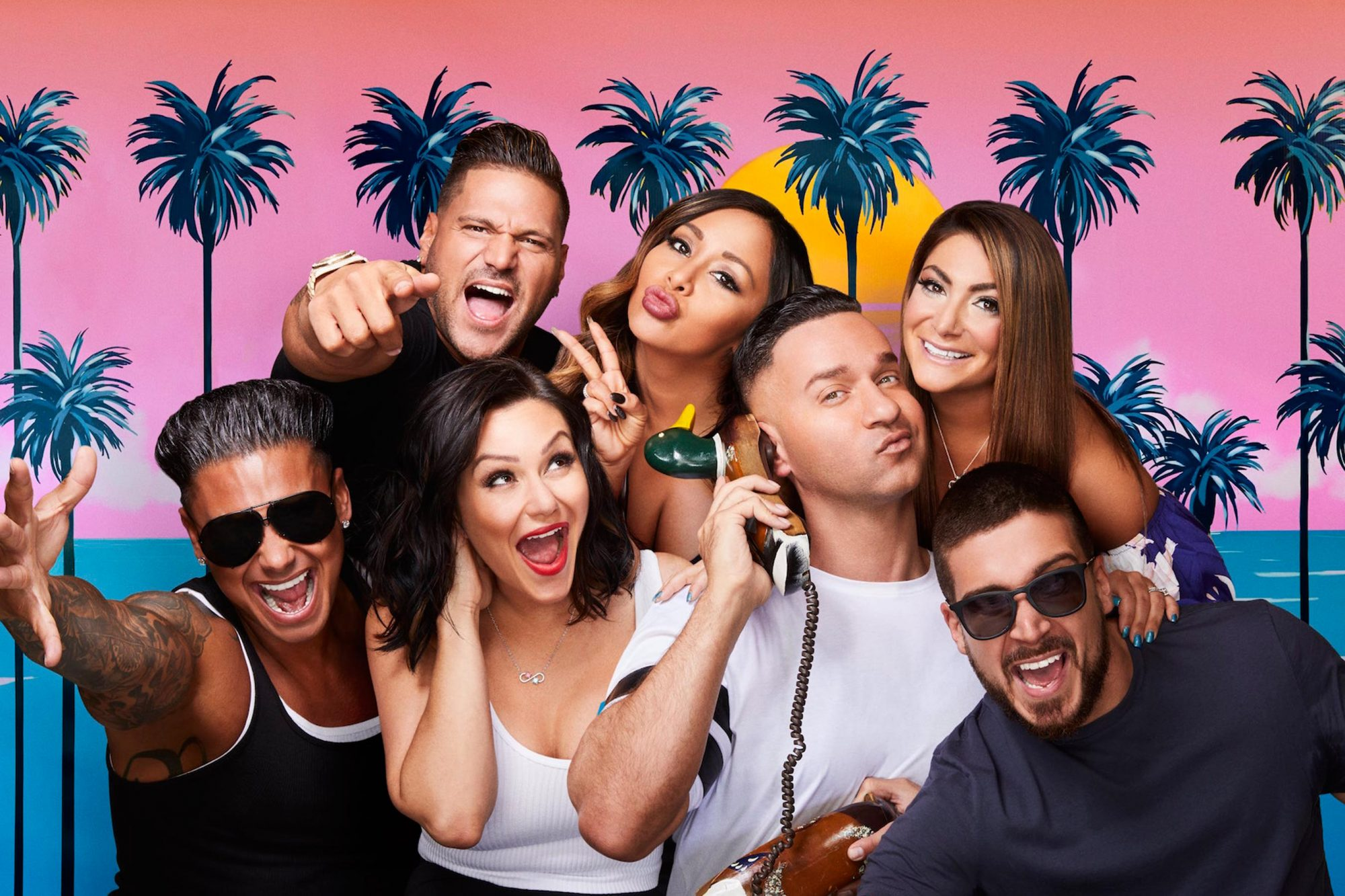 Jersey Shore Family Vacation CR: MTV