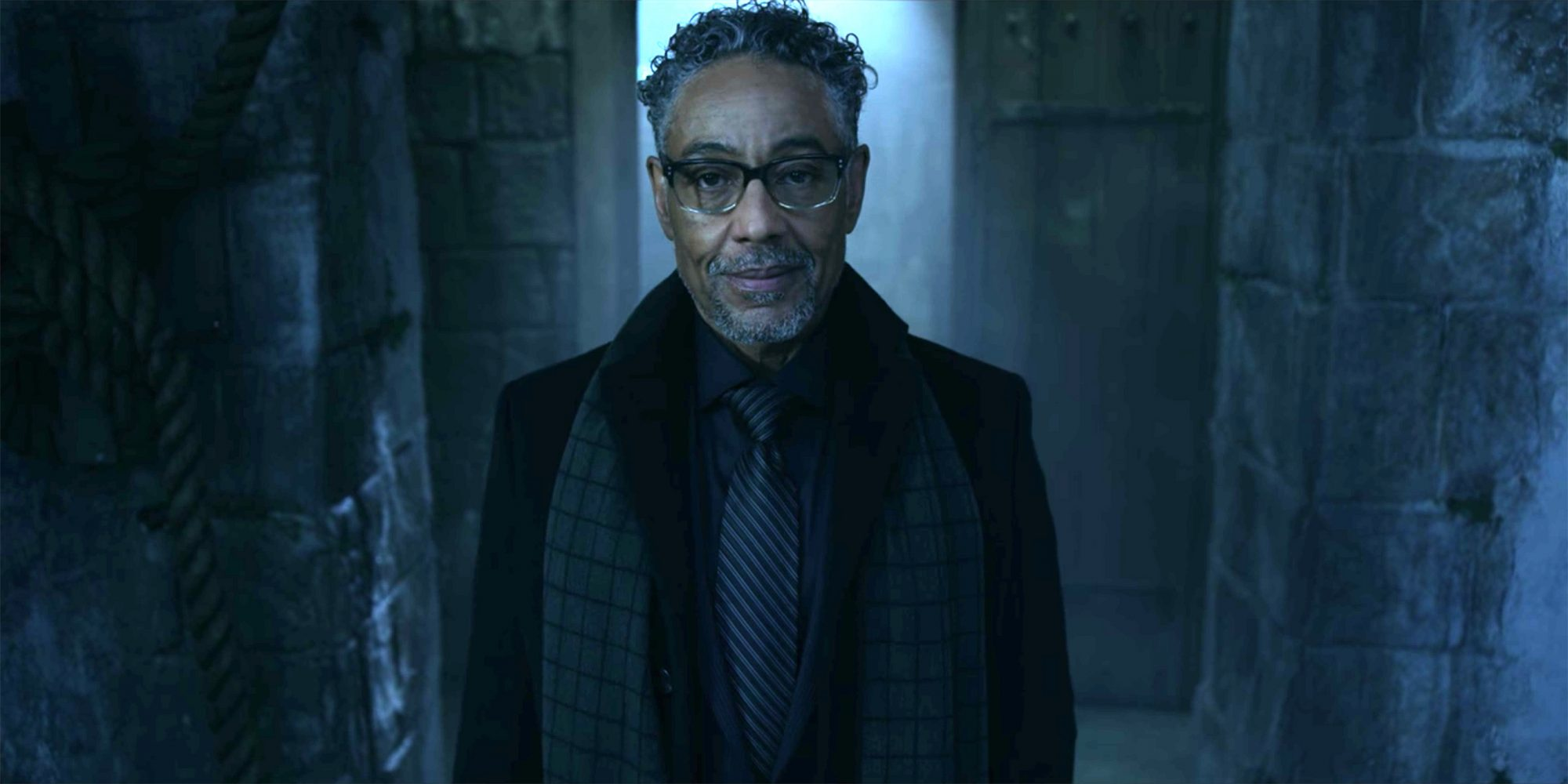 Giancarlo Espotio from Dear White PeopleCredit: Netflix