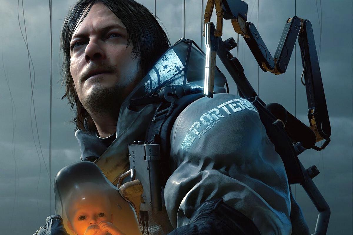 Death Stranding - E3 2018 4K  PS4Source: PlayStation