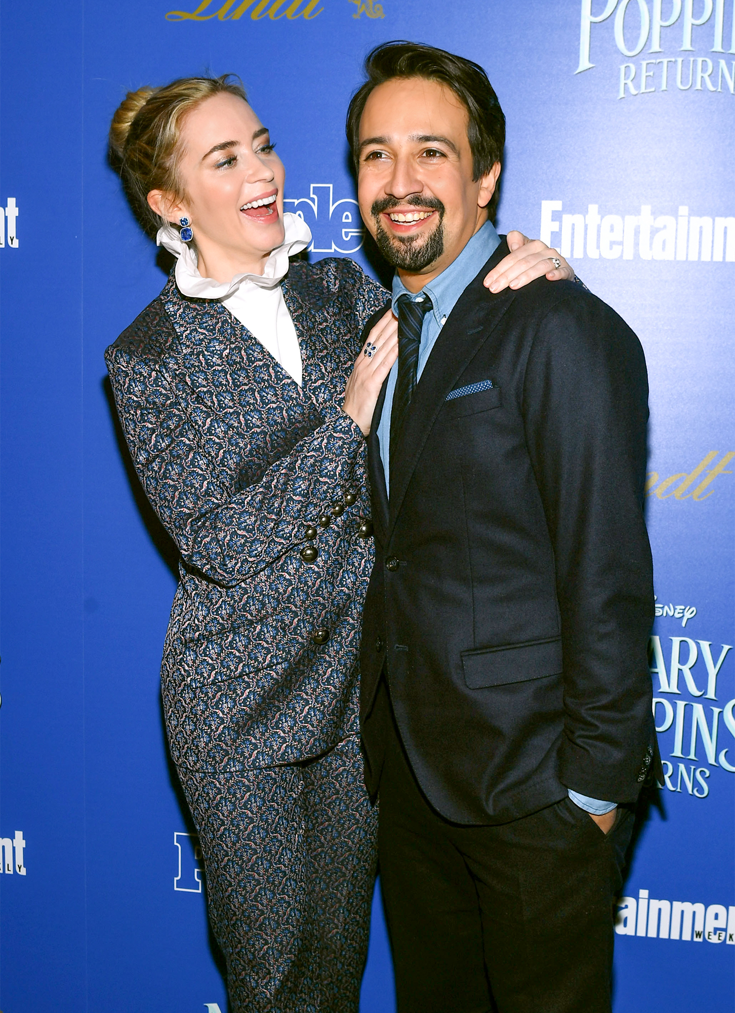 """Mary Poppins Returns"" New York Screening"
