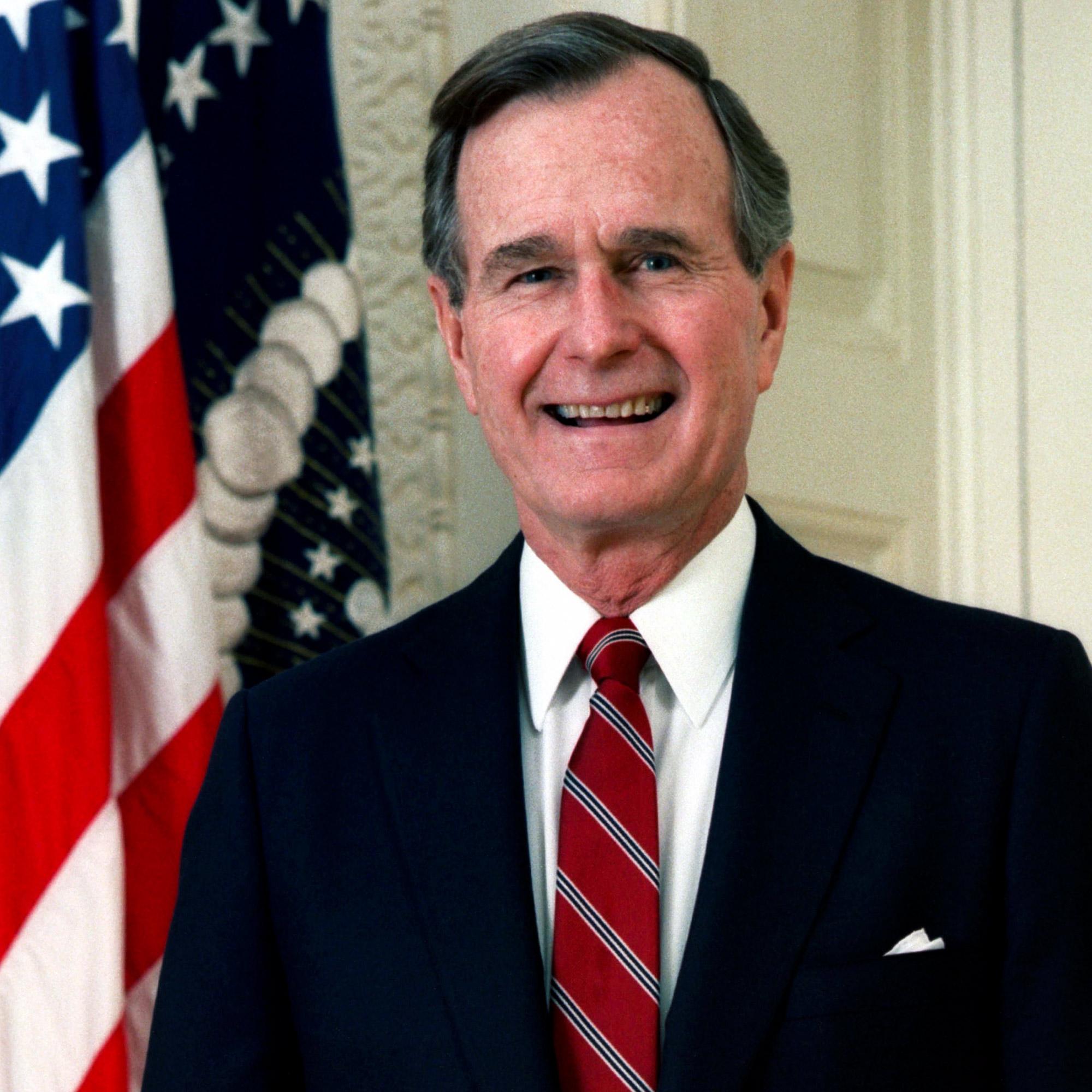 George Herbert Walker Bush