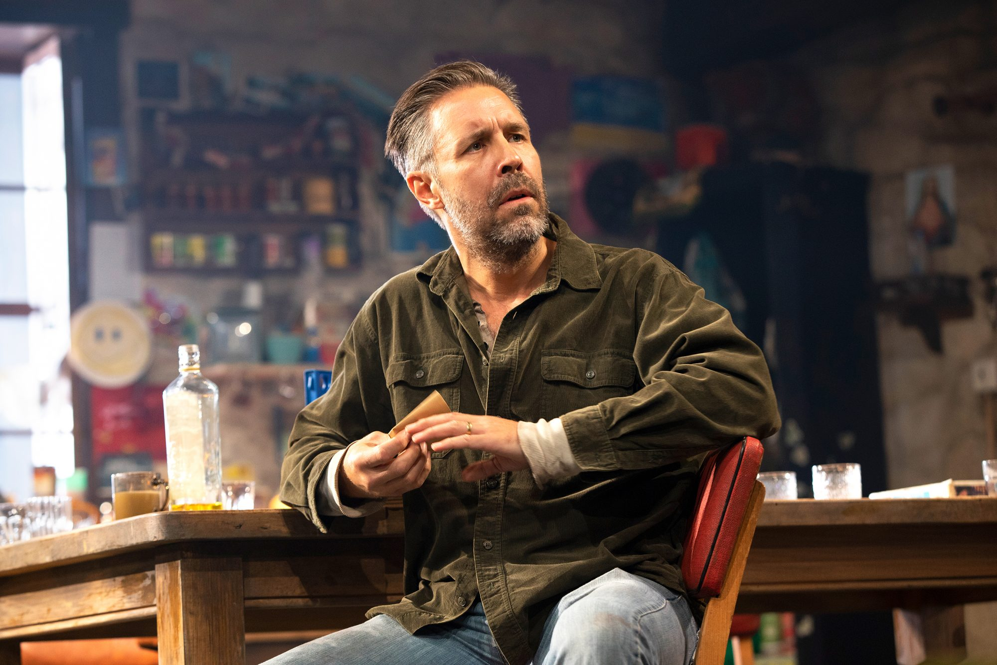 The Ferrymanon BroadwayPaddy Considine (Quinn Carney)