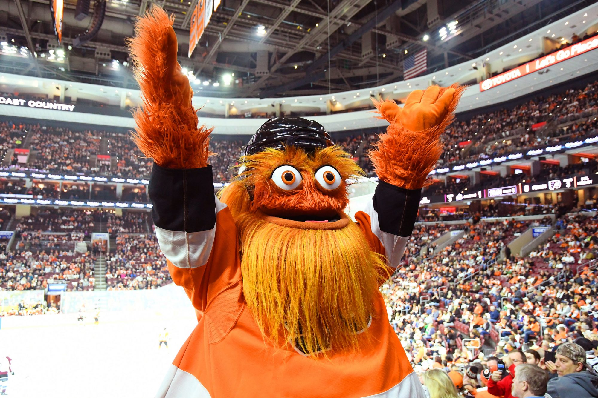 NHL: OCT 22 Avalanche at Flyers