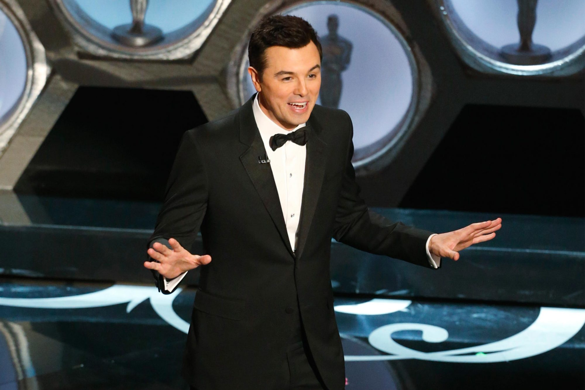 ABC's Coverage Of The 85th Academy Awards