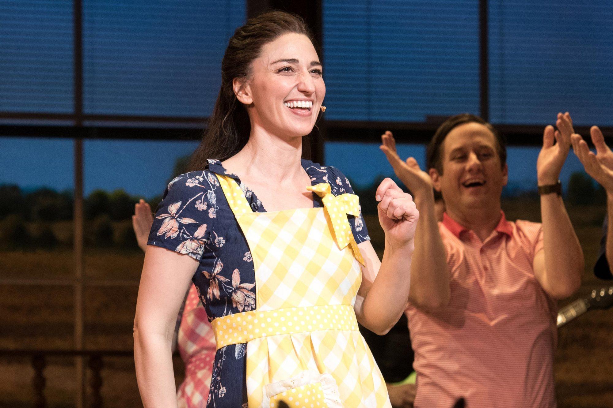"Broadway's ""Waitress"" Cast Photocall"