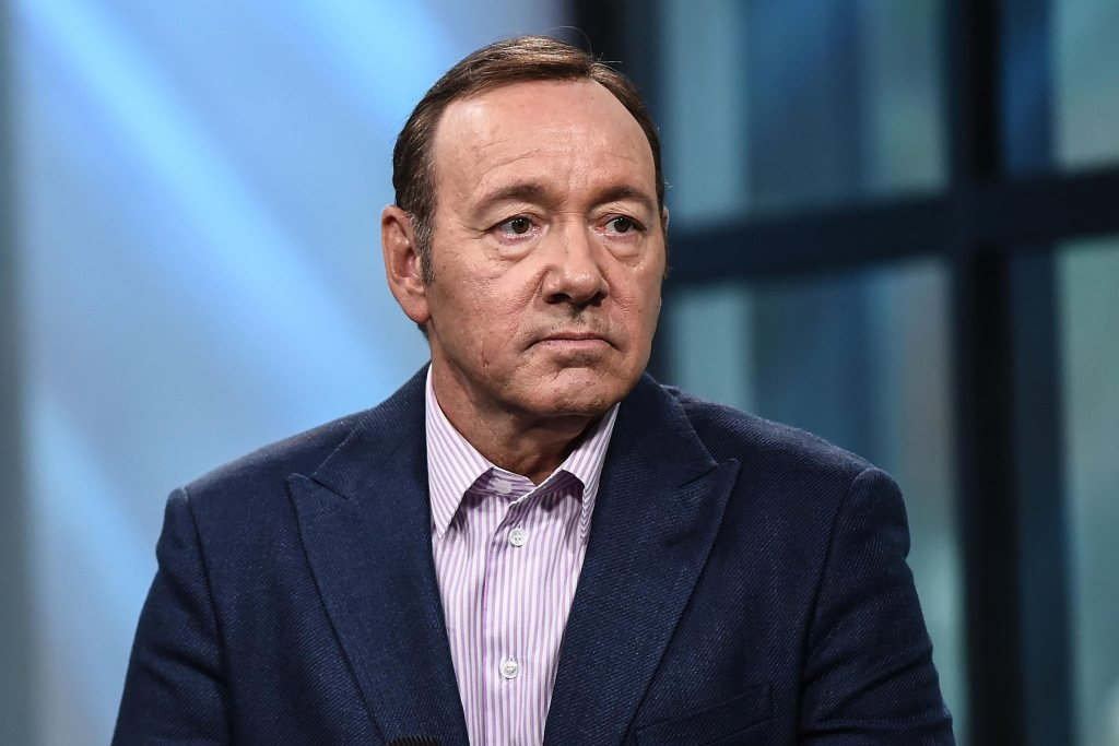 """Build Presents Kevin Spacey Discussing His New Play """"Clarence Darrow"""" And Hosting The Tony Awards"""