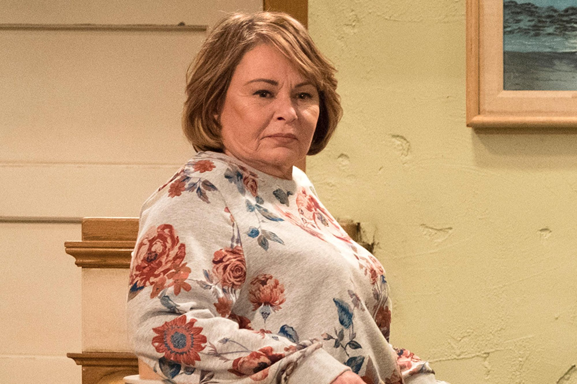 Roseanne is canceled