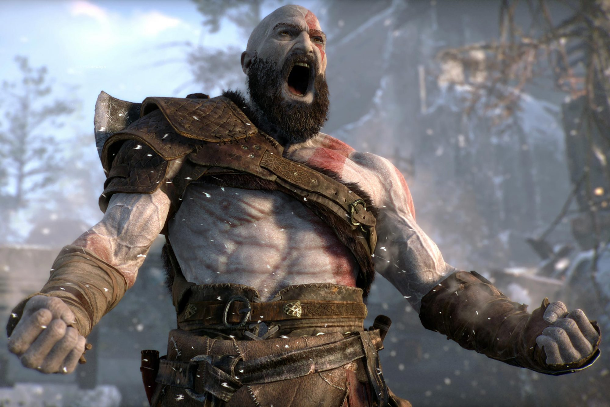 God of War video game (2018) CR: Sony Interactive Entertainment