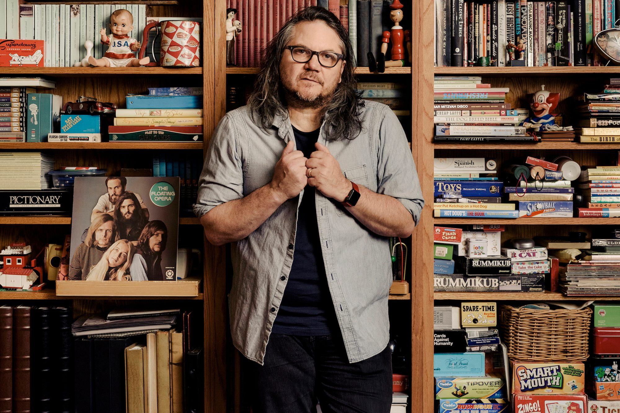 Jeff Tweedyhttp://pitchperfectpr.com/jeff-tweedy/Credit: Whitten Sabbatini