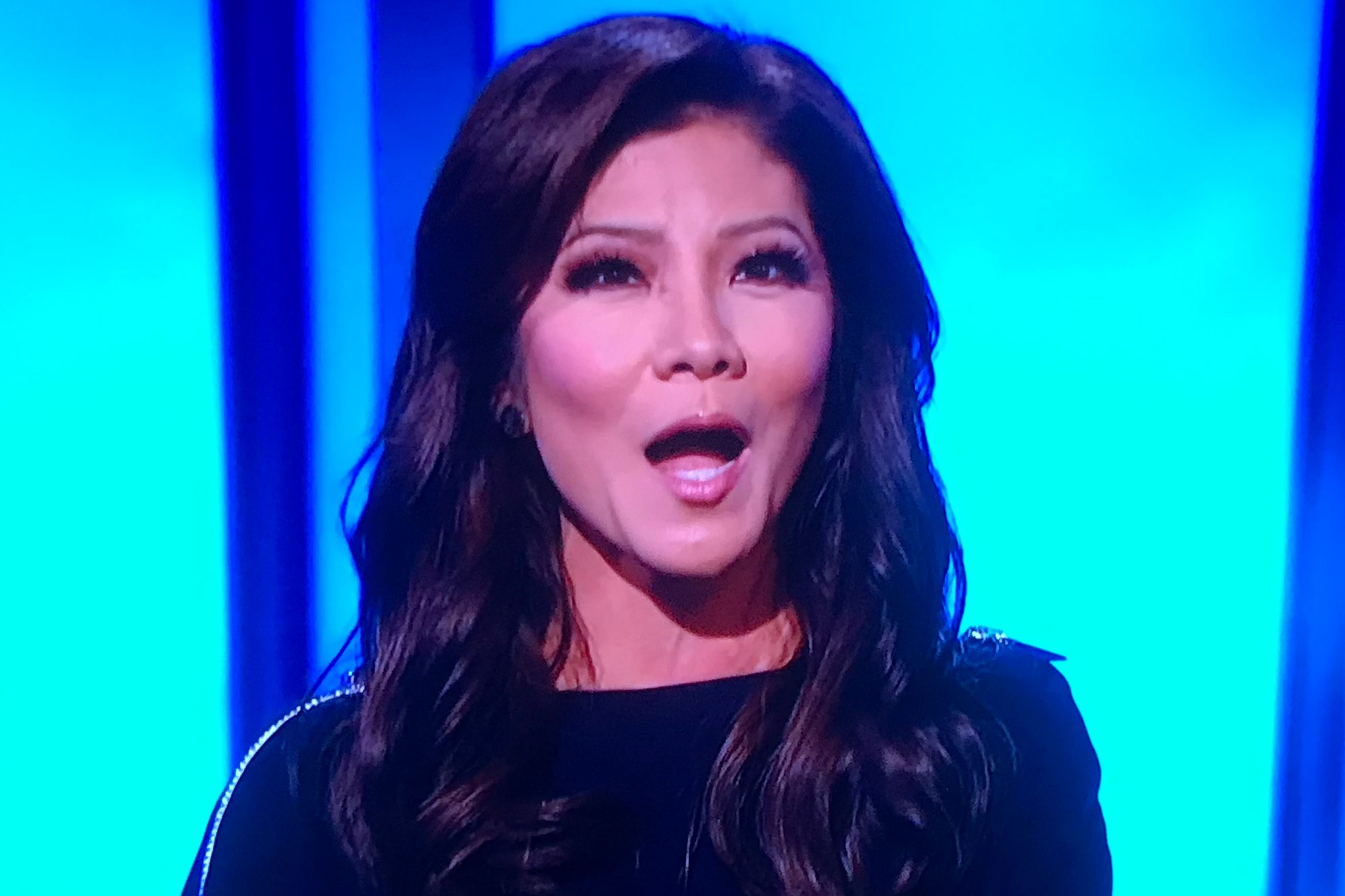 Julie Chen Big BrotherCredit: CBS